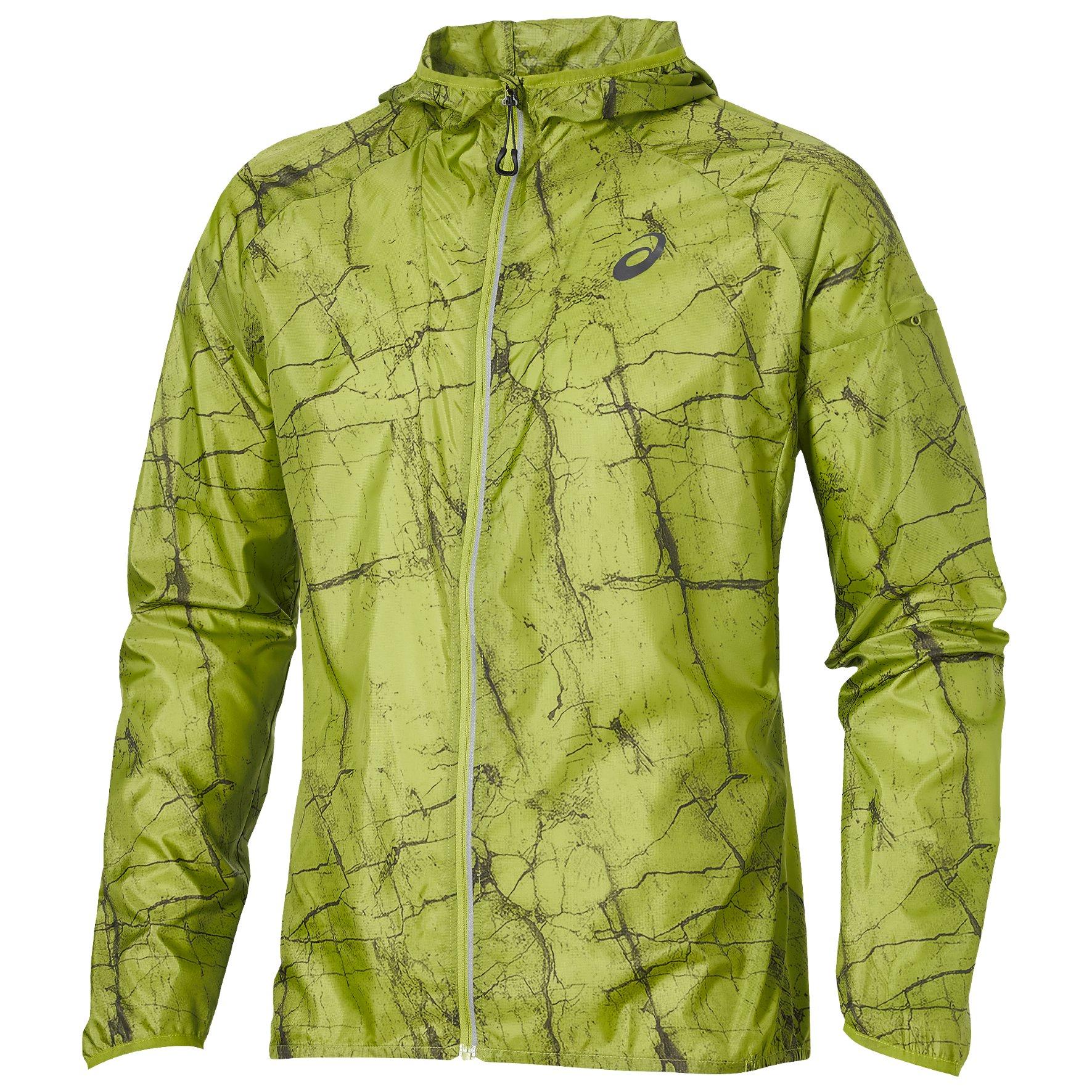fdeef16986f8 Купить куртку Asics FujiTrail Pack Jacket   Интернет-магазин ...