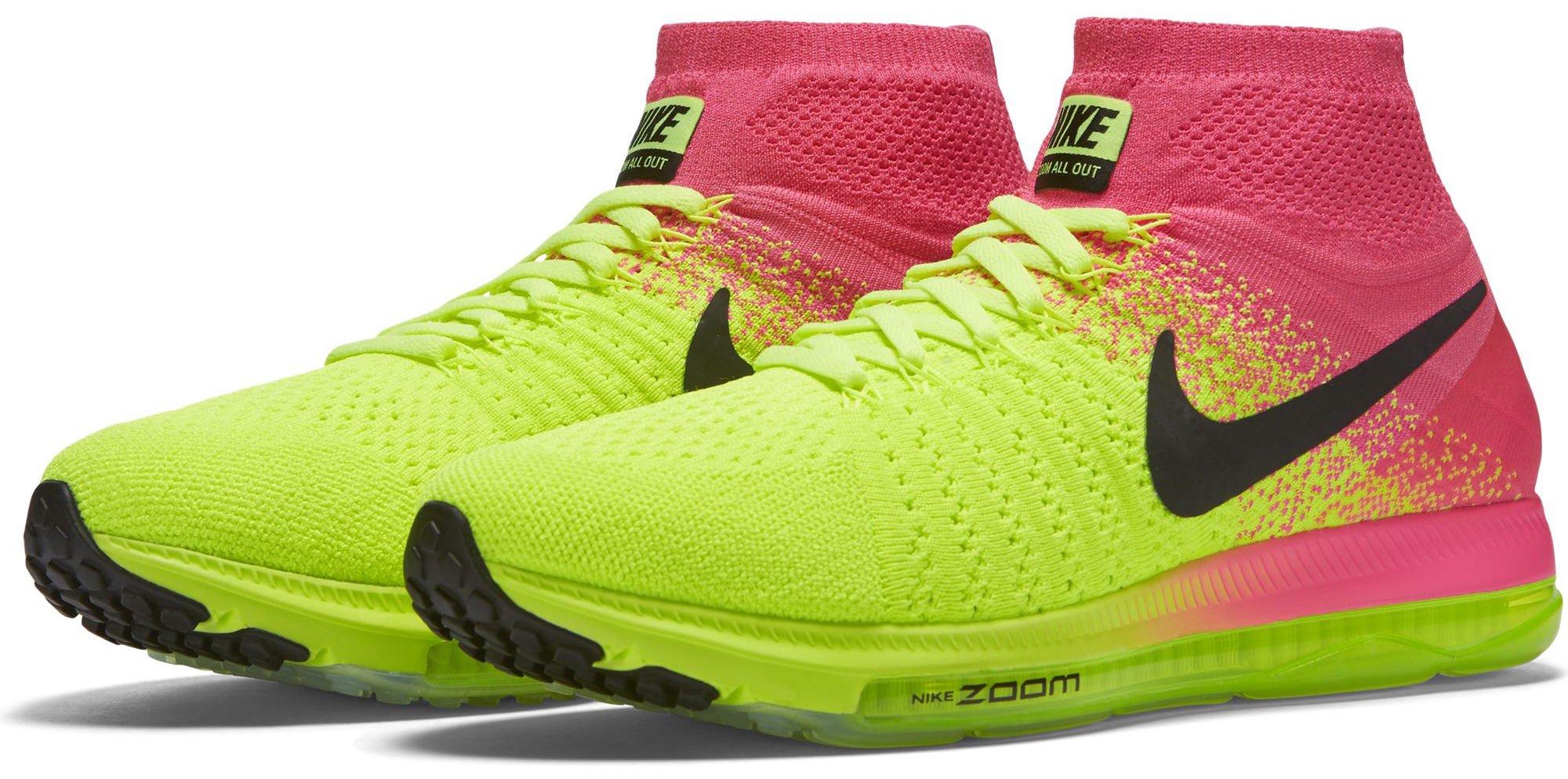 02c2f72873704 Купить женские кроссовки Nike Zoom All Out Flyknit OC W