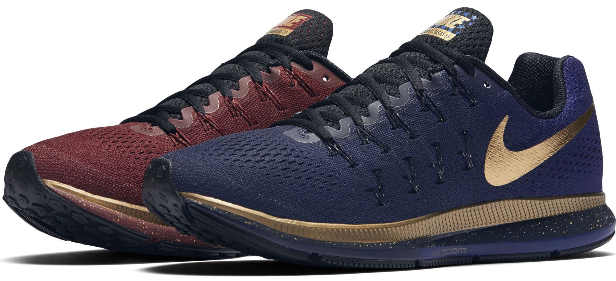 check out 07215 f6a4b Кроссовки Nike Air Zoom Pegasus 33 LE MJ