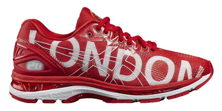 8ca313f553f7 Кроссовки Asics Gel-Nimbus 20 London Marathon   Интернет-магазин Runlab