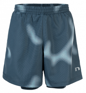 Шорты Newline Imotion Printed 2-Lay Shorts 11572 671