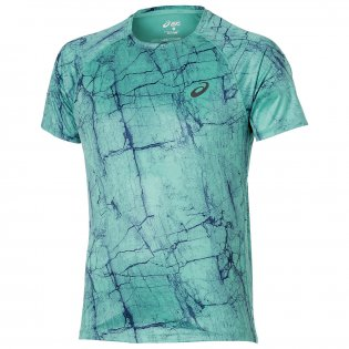 Футболка Asics FujiTrail Graphic Short Sleeve