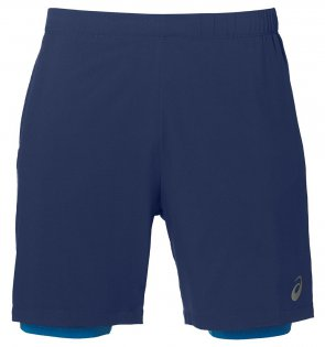 Шорты Asics Race 7'' Short 2-In-1 141207 8052