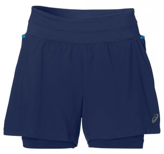 Шорты Asics 5.5'' 2-In-1 Short W 141228 8052