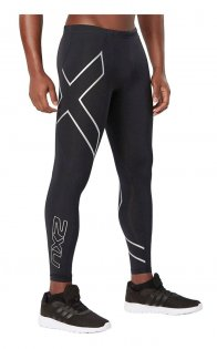 Компрессионные тайтсы 2xu Universal Compression Long Tight MA1967b BLK/BLK