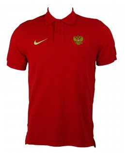 Поло Nike Russia Grand Slam Polo 503868 611