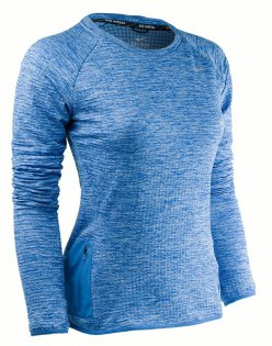 Кофта Nike Thermal Sphere Element Top Crew W 812042 443