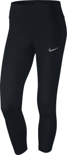 Тайтсы 3/4 Nike Power Epic Lux Crop Mesh W 842921 010