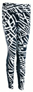 Тайтсы Nike Power Epic Lux Tight Printed W 875086 010