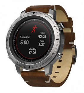 Часы Garmin Fenix Chronos HR