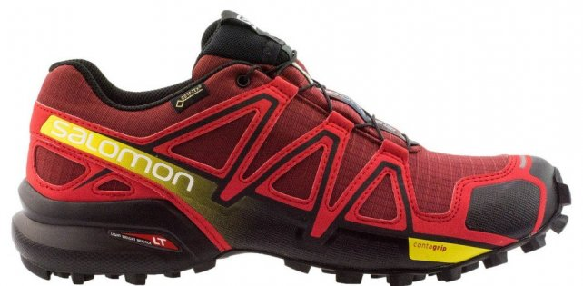 Кроссовки Salomon Speedcross 4 G-TX L38315000