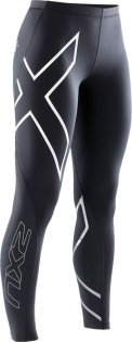Компрессионные тайтсы 2XU Universal Compression Long Tight W WA1968b BLK/BLK
