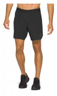 Шорты Asics 7'' 2-In-1 Road Short 2011A771 001