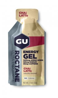 Гель GU Roctane Energy Gel 32 g Чай Латте