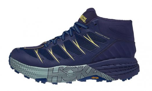Кроссовки Hoka One One Speedgoat Mid Waterproof W 1093761SMLB