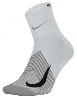 Носки Nike Elite Lightweight Quarter Running Socks SX6263 100