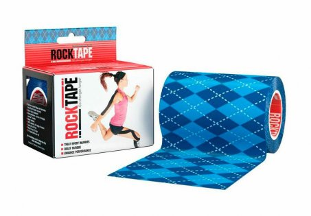 Тейп Rocktape Mini Big Daddy RCT100-ARG-MBD