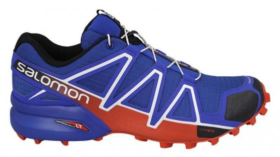 Кроссовки Salomon Speedcross 4 L38313200