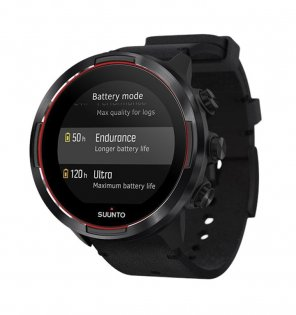 Часы Suunto 9 Baro HR Red with Gift Box 9-Baro-HR-RED