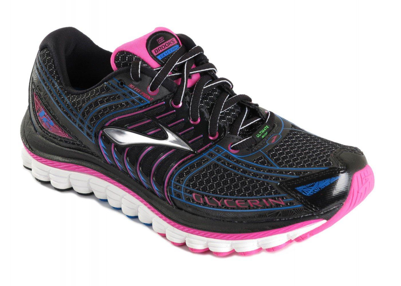 2d42c0cd Купить женские кроссовки Brooks Glycerin 12 W   Интернет-магазин ...