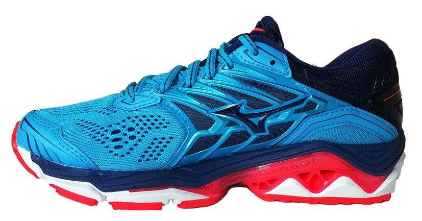 c65b8cbe Купить женские кроссовки Mizuno Wave Horizon 2 W   Интернет-магазин ...
