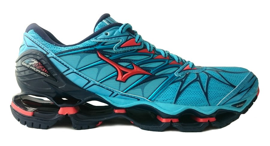 2eed63aa892c Кроссовки Mizuno Wave Prophecy 7 W   Интернет-магазин Runlab