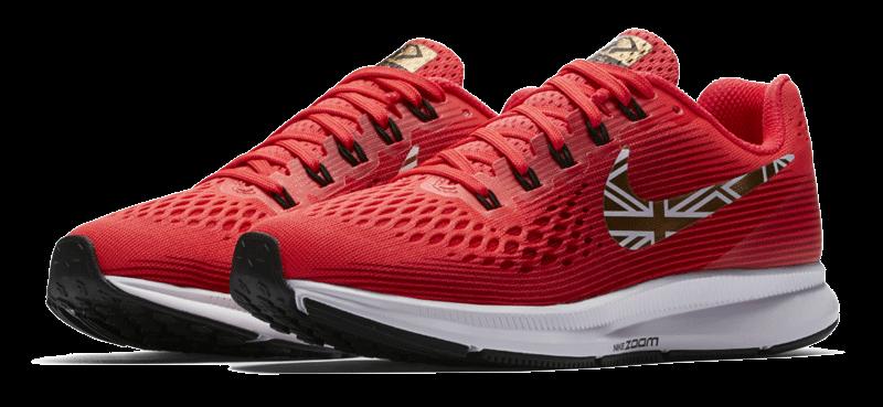 designer fashion c2e67 4fd51 Купить женские кроссовки Nike Air Zoom Pegasus 34 Mo Farah W ...