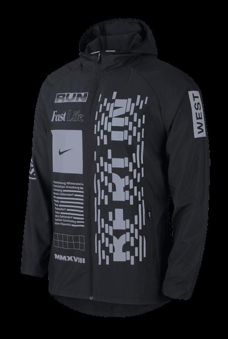 ddabee24 Куртка Nike Essential Running Jacket | Интернет-магазин Runlab