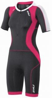 Стартовый костюм 2XU Стартовый костюм (удлиненные рукава) W
