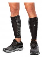 Компрессионные гетры 2XU Reflect Compression Calf Cuards