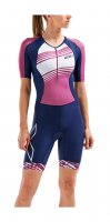 Стартовый костюм 2XU Compression Sleeved Trisuit W