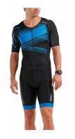 Стартовый костюм 2XU Perform Full Zip Sleeved Trisuit