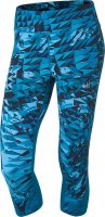 Тайтсы 3/4 Nike Power Epic Lux Running Capri W