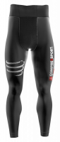 Компрессионные тайтсы Compressport Full Tights