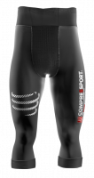 Компрессионные тайтсы 3/4 Compressport Pirate 3/4