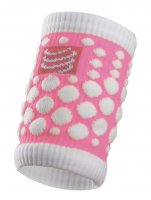 Повязки на руки Compressport Sweat Band 3D Dots