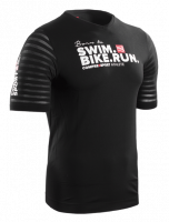 Футболка Compressport Training Shirt SwimBikeRun