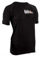 Футболка Compressport Training Shirt SwimBikeRun W
