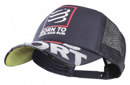 Кепка Compressport Trucker Cap SwimBikeRun