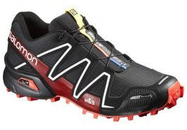 Кроссовки Salomon Spikecross 3 CS