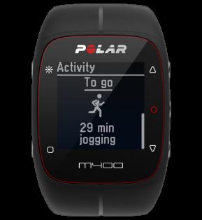 Часы Polar M400 HR-H7