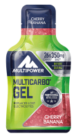 Гель Multipower Active Multi Carbo Gel Вишня-Банан 40 g