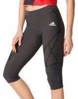 Тайтсы 3/4 Adidas Adizero Sprintweb 3/4 Tight W