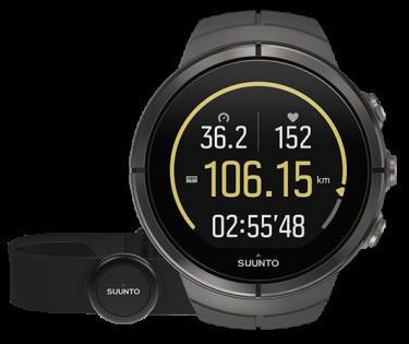 Часы Suunto Spartan Ultra HR Smart Sensor