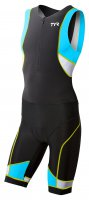 Стартовый костюм TYR Competitor Tri Suit Front Zip