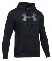 Кофта Under Armour Rival Fitted Graphic Hoodie