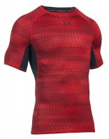 Компрессионная футболка Under Armour UA HeatGear Armour Printed Compression