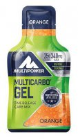 Гель Multipower Active Multi Carbo Gel Апельсин 40 g