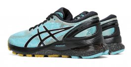 Кроссовки Asics Gel-Nimbus 21 Winterized W
