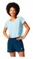 Футболка Asics Race Crop Short Sleeve Top W